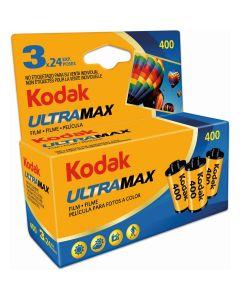 Kodak Ultramax ISO 400 135-24st 3 pak