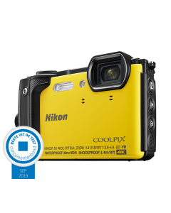 Nikon Coolpix W300 Yellow