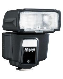 Nissin i40 flitser Nikon