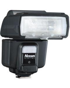 Nissin i60A flitser Nikon