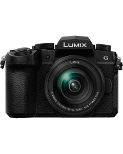 Panasonic DC-G90MEG-K Body + 12-60mm/f3.5-5.6 Black