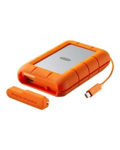 LaCie Rugged Thunderbolt & USB3.0 4TB 2.5inch up to 387MB