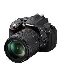 Nikon D5300 + 18-105 VR Zwart