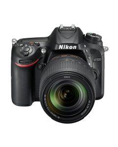 Nikon D7200 + AF-S DX 18-140mm VR