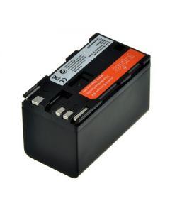 Jupio BP-955 4900 mAh -  CANON XF100/XF105/XF300/XF305