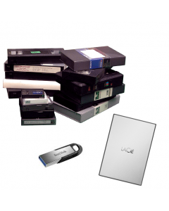 Digitaliseren 10t/m 24 st. naar USB