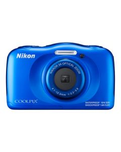 Nikon Coolpix W100 blauw