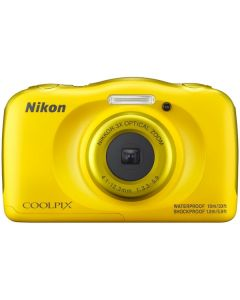 Nikon Coolpix W100 geel