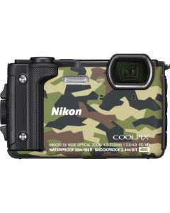Nikon Coolpix W300 camouflage aanbieding