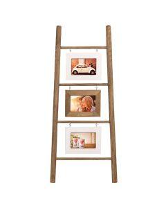 Zep Houten Ladder Fotolijst TZ346 Varadero voor 3 foto's