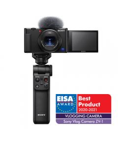 Sony DSC-ZV1 vlogcamera + SONY VLOG GRIP
