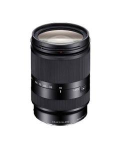 Sony SEL 18-200mm/F3.5-6.3 OSS LE II