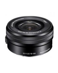 Sony SEL 16-50mm/F3.5-6.3 Power Zoom NEX