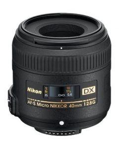 Nikon AF-S 40mm/F2.8G DX Micro