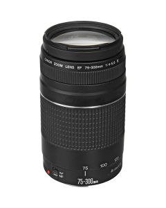 Canon EF 75-300mm/F4.0-5.6 III org.verpakking- NP