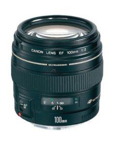 Canon EF 100mm/F2.0 USM