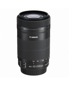 Canon EF-S 55-250mm/F4-5.6 IS STM