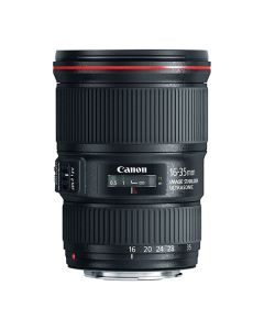 Canon EF 16-35/F4.0L IS USM
