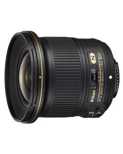 Nikon AF-S 20mm/F1.8G ED