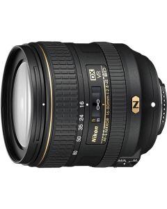 Nikon AF-S 16-80mm/F2.8-4.0E ED VR
