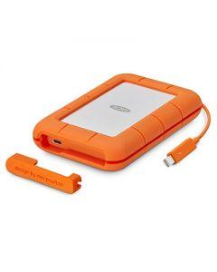 LaCie RUGGED 2TB Thunderbolt USB-C 2.5inch HDD