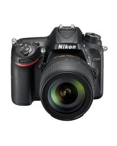 Nikon D7200 + AF-S 18-105mm VR