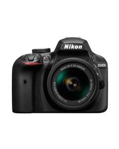 Nikon D3400 Kit AF-P 18-55 VR zwart
