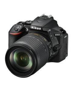 Nikon D5600 + AF-S DX 18-105 VR zwart