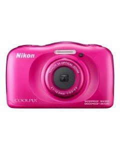 Nikon Coolpix W100 roze