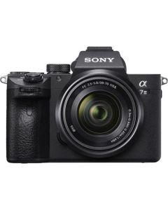 Sony A7 III + SEL28-70mm